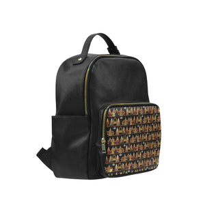 Six Wives Campus backpack/Large (Model 1650)