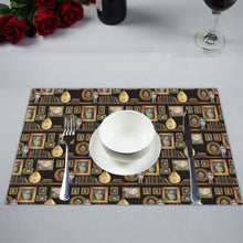 Henry VIII Placemat 14'' x 19'' (Six Pieces)