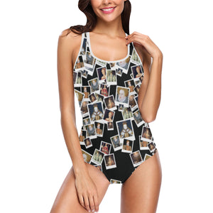 Elizabeth I Vest One Piece Swimsuit