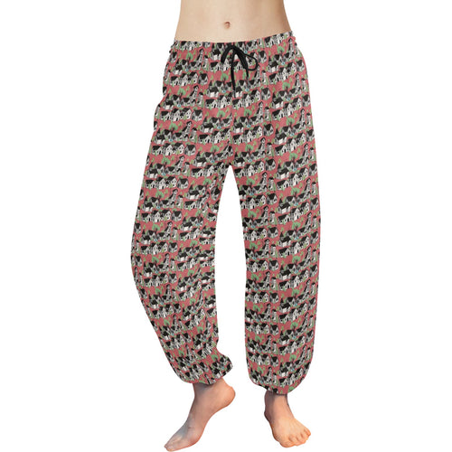 Medieval Village Women's Harem Pants