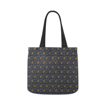 Elizabeth I Signature Canvas Tote Bag (Two sides)