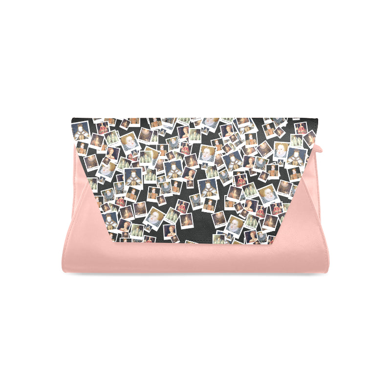 Elizabeth I Portrait Clutch Bag