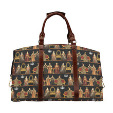 Six Wives Classic Travel Bag (Model 1643) Remake