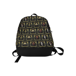 My Tudor Boyfriend Fabric Backpack