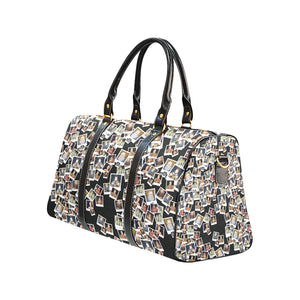 Elizabeth I Portrait New Waterproof Travel Bag/Large