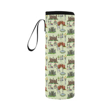 Anne Boleyn's Homes and a Summer English Garden Neoprene Water Bottle Pouch/Large