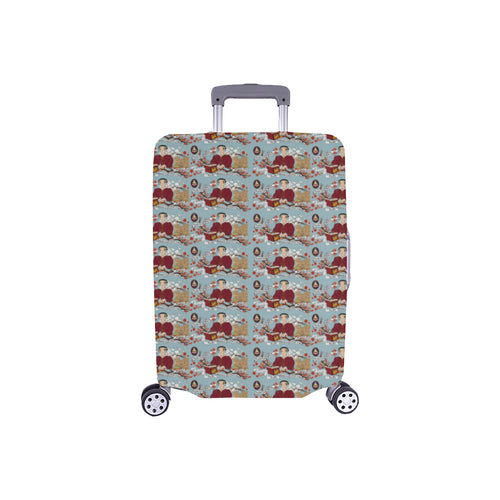 Katherine Parr Luggage Cover (Small) 18