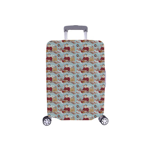 "Katherine Parr Luggage Cover (Small) 18""-21"""
