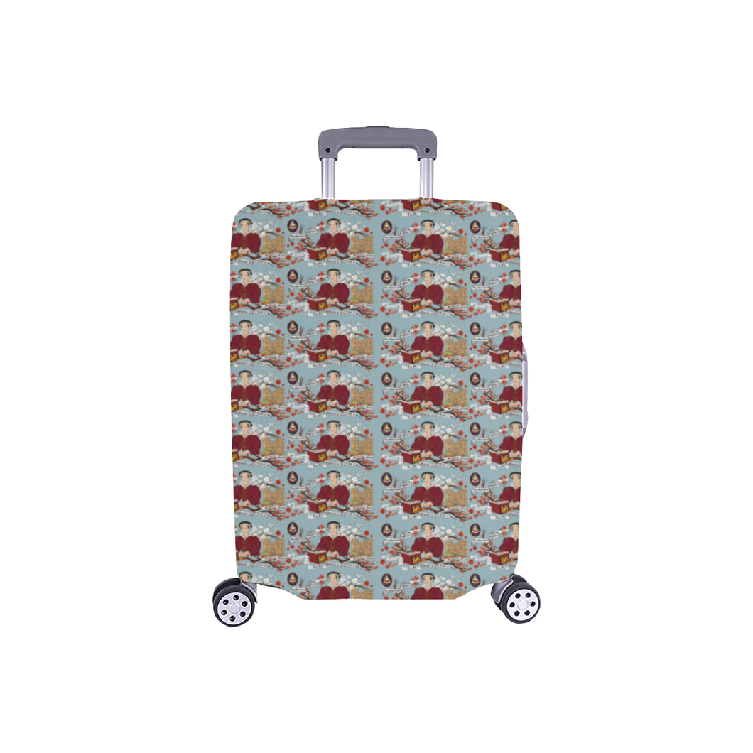 Katherine Parr Luggage Cover/Small 18