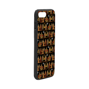 "iphone 7 5.5 Six Wives Dinner Party iPhone 7 plus (5.5"") Case"
