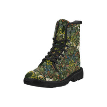 Medieval Unicorn Tapestry Boots for Women