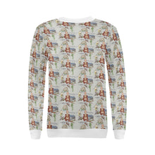 Anne of Cleves Crewneck Sweatshirt for Women