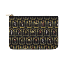 My Tudor Boyfriend Large Accessory Pouch 12.5''x8.5''