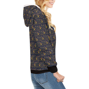 Elizabeth I Signature High Neck Pullover Hoodie