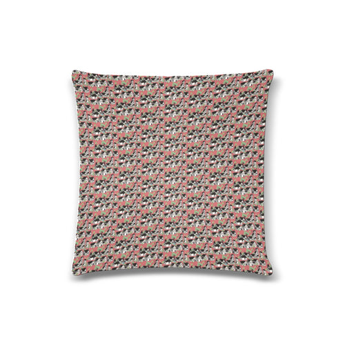 Medieval Village Pillowcase 16
