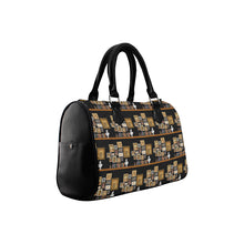 Six Wives Shoulder Bag Boston Handbag