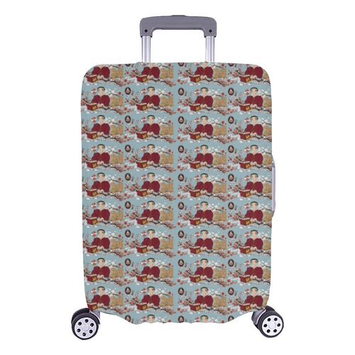 Katherine Parr Luggage Cover (Large) 26