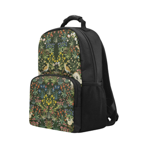Medieval Unicorn Tapestry Laptop Backpack