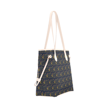 Elizabeth I Signature Canvas Tote Bag