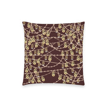 "Anne Boleyn Custom  Pillow Case 18""x18"" (one side) No Zipper"