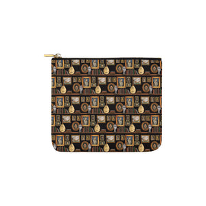 Henry VIII Carry-All Pouch 6''x5''