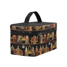 Six Wives Cosmetic Bag/Large (Model 1658)