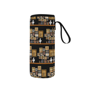 Six Wives Portrait Neoprene Water Bottle Pouch
