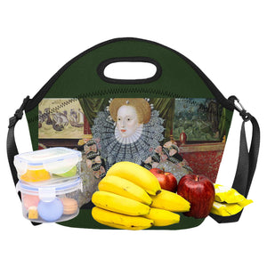Elizabeth I Portrait Neoprene Lunch Bag/Large