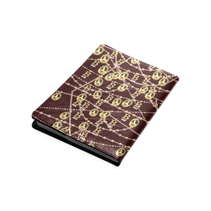 Anne Boleyn Portrait Custom Notebook/Journal (B5)