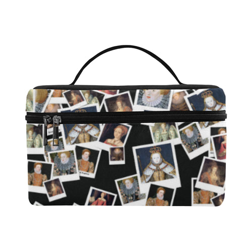 Elizabeth I Portrait Cosmetic Bag/Large