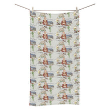 "Anne of Cleves Bath Towel 30""x56"""