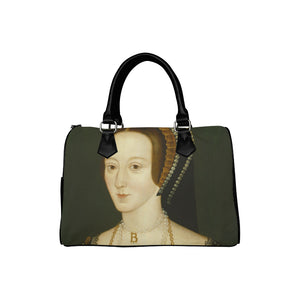 Anne Boleyn Young Tudor Women Boston Handbag