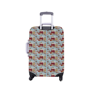 "Katherine Parr Luggage Cover/Small 18""-21"""