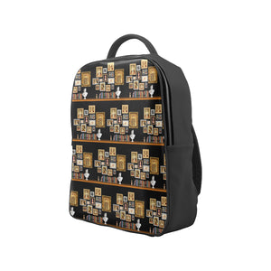 Six Wives Portrait  Backpack