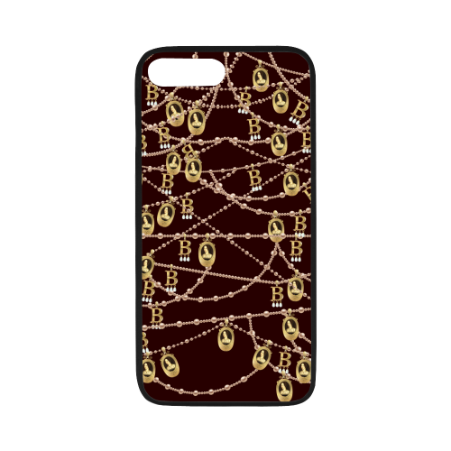 "iphone 7 5.5 Anne Boleyn B necklace iPhone 7 plus (5.5"") Case"