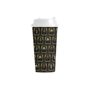 My Tudor Boyfriend Travel Mug Double Wall Plastic Mug