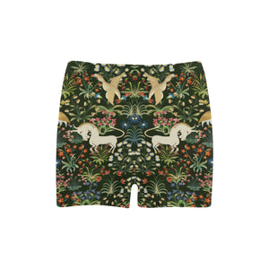 Unicorn Tapestry Briseis Skinny Shorts