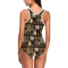 Henry VIII One Piece Swimsuit