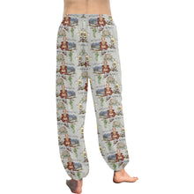Anne of Cleves Women's All Over Print Harem Pants