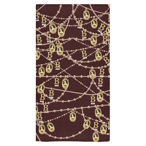 Anne Boleyn Bath Towel