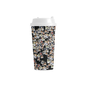 Elizabeth I Portrait Double Wall Plastic Travel Mug