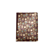 Tudor Women B5 custom notebook/journal