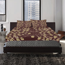 Anne Boleyn 3-Pieces Bedding Set