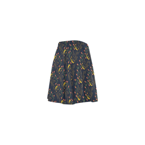 Elizabeth I Skater Skirt Mini Skating Skirt