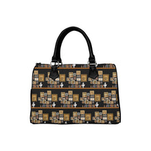 Six Wives Boston Handbag