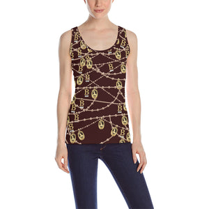 Anne Boleyn tank top All Over Print Tank Top for Women
