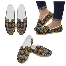 Six Wives Portrait Women's Casual Shoes