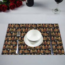Six Wives Placemat 14'' x 19'' (Six Pieces)