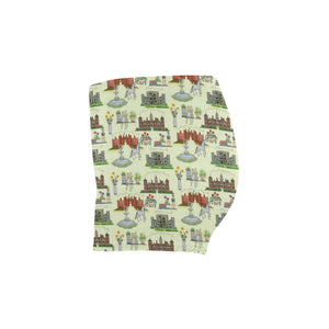 Anne Boleyn's Homes and a Summer English Garden Briseis Skinny Shorts