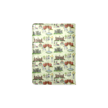 Anne Boleyn Homes A5 custom notebook